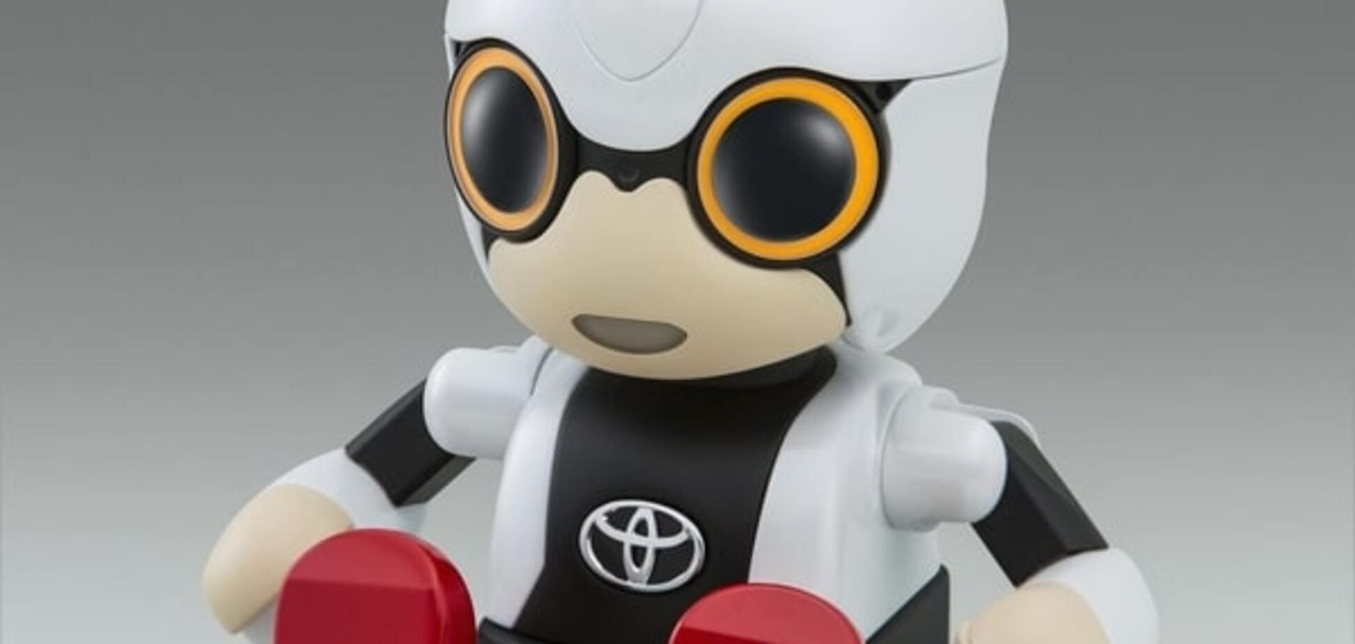 У Toyota придумали, як розважити водія під час поїздки