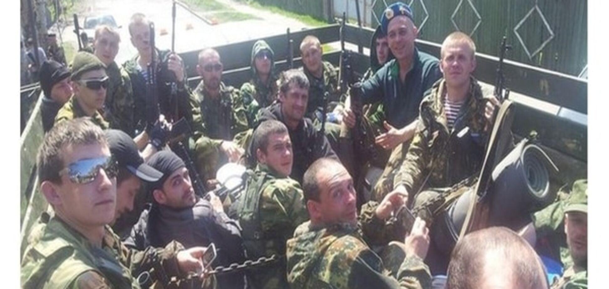 Контракт в 'армію шахтарів Донбасу' оформили в російському військкоматі
