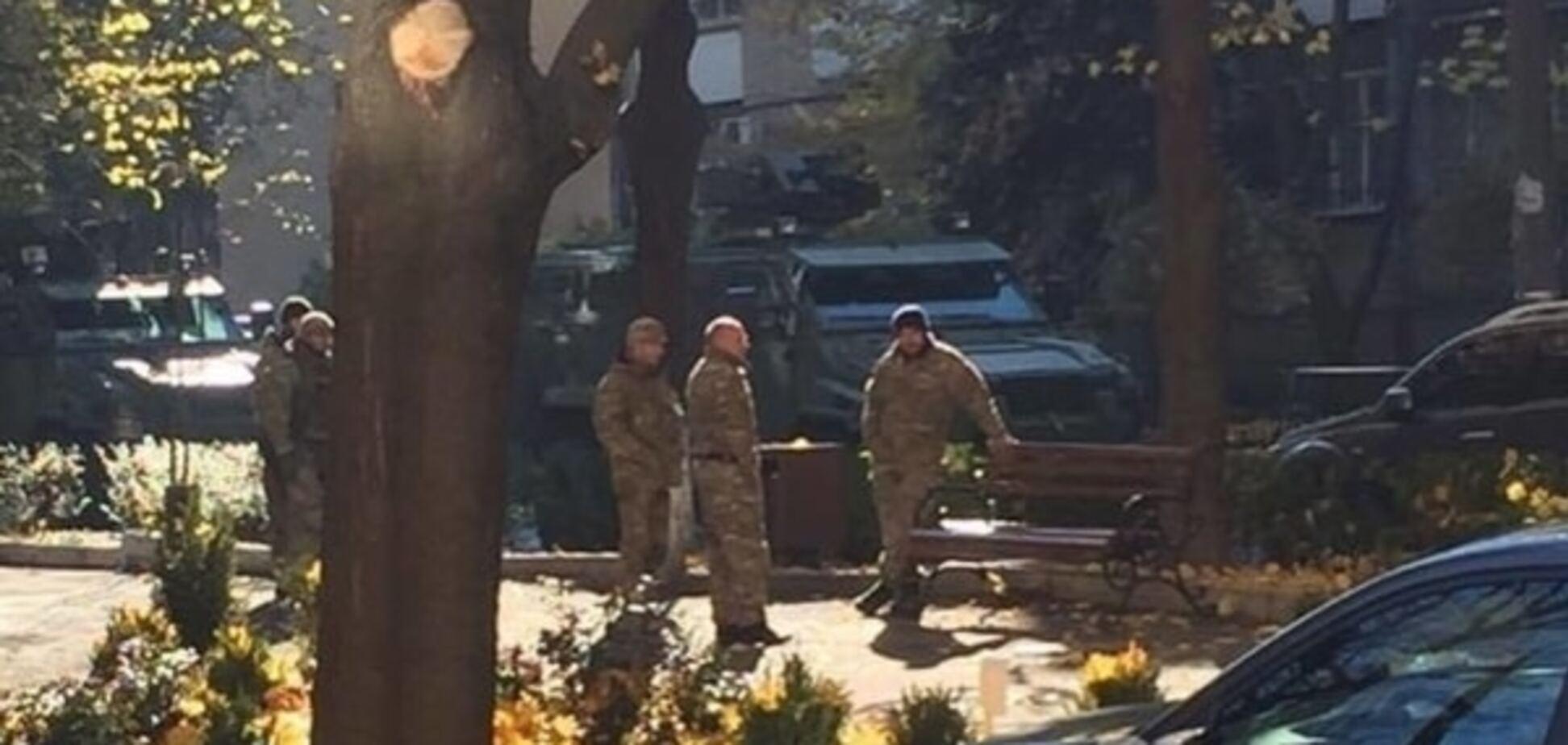 Задержанием Корбана руководил генерал, причастный к разгону Евромайдана – журналист