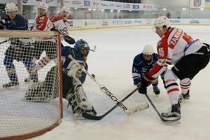 ХК 'Донбасс' красиво обыграл 'Юность' в чемпионате Украины
