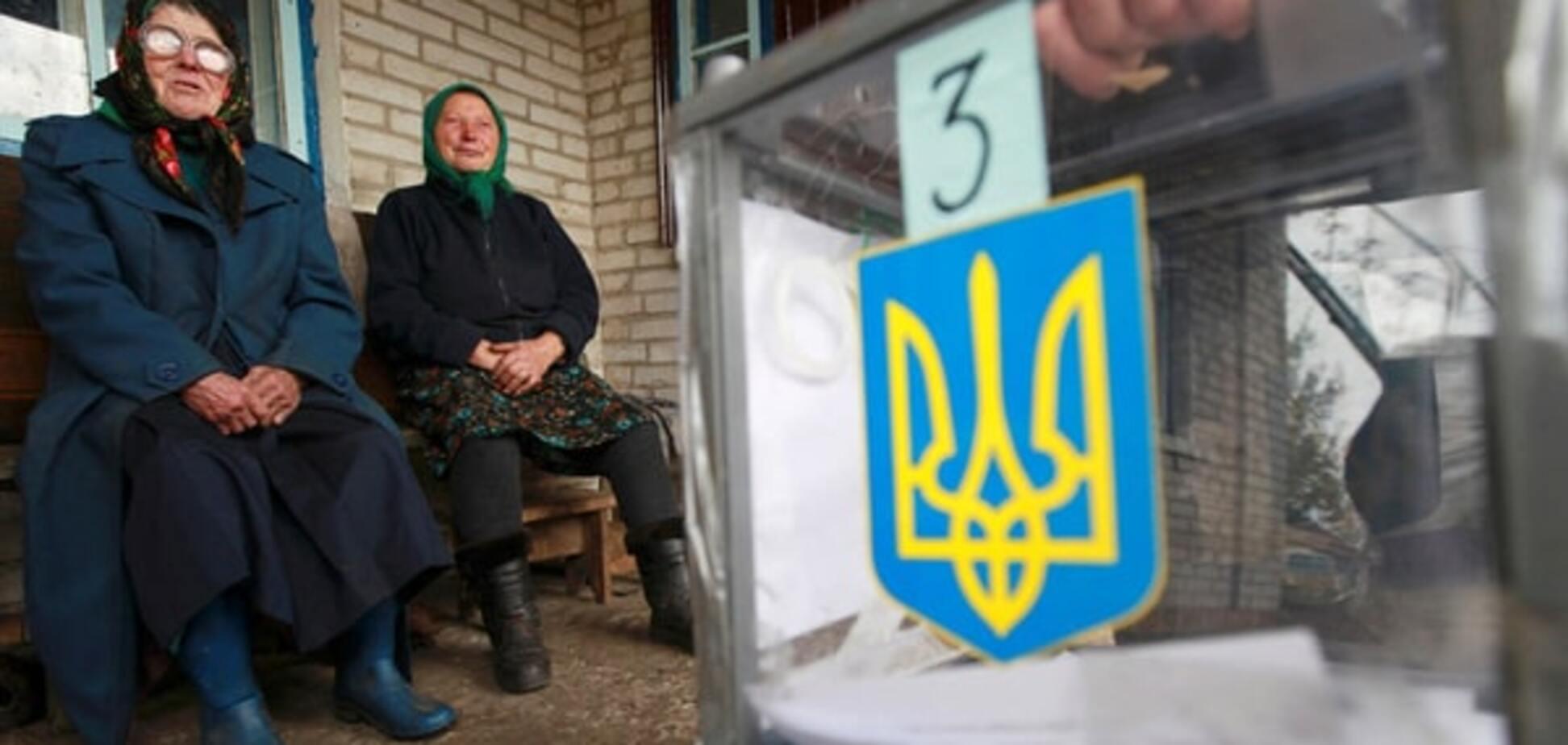 Місцеві вибори в Україні: помітили більше 7 тисяч порушень