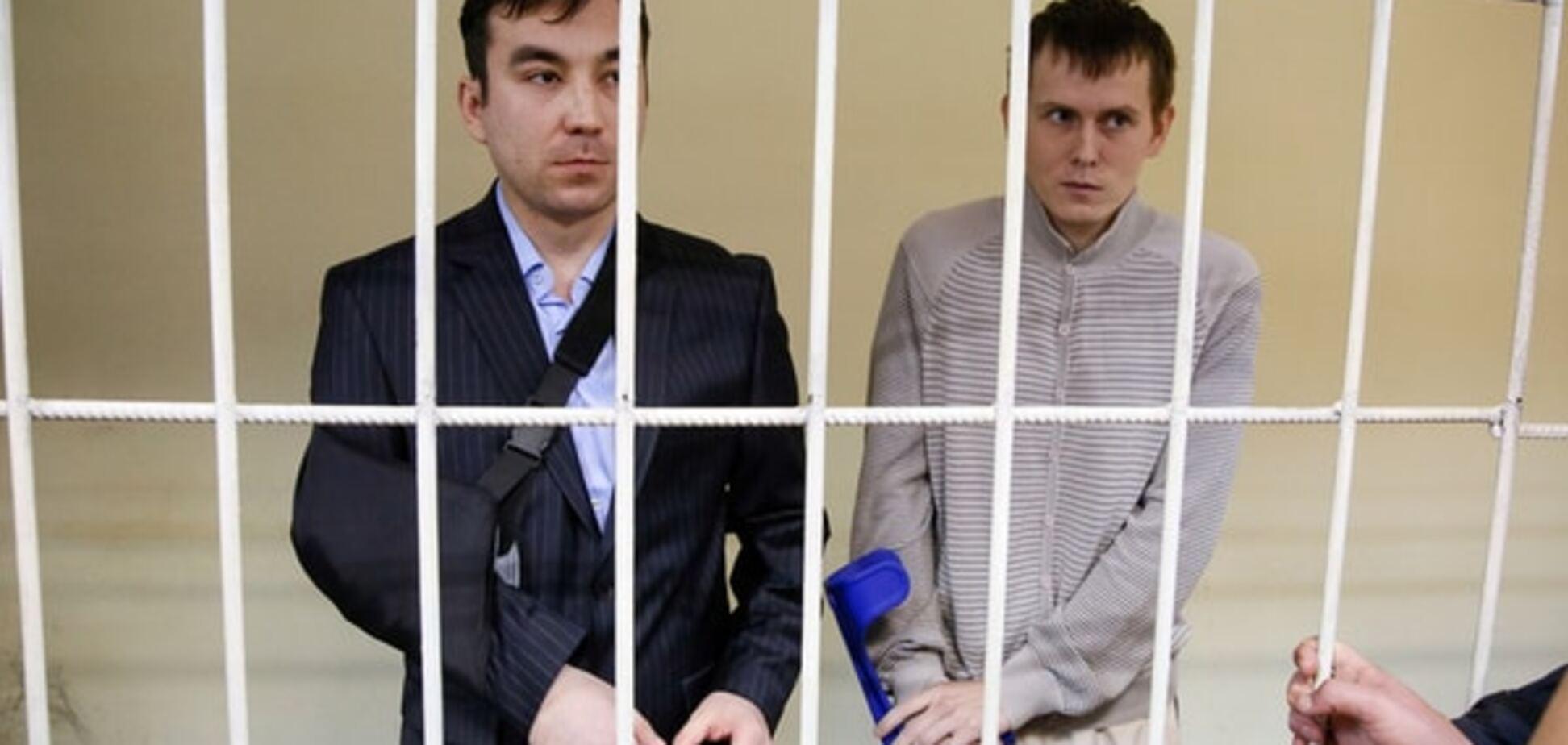 Прокуратура звинувачує полонених російських ГРУшників у скоєнні теракту