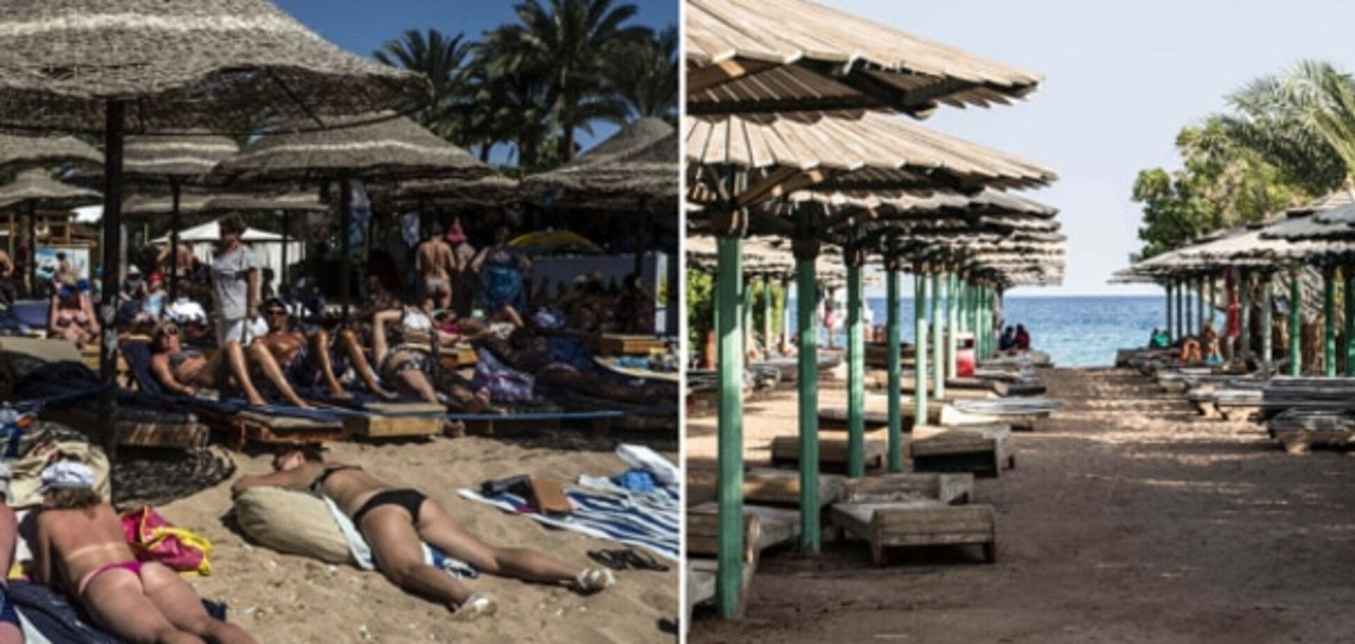 Город-призрак: как выглядит Шарм-эш-Шейх после авиакатастрофы