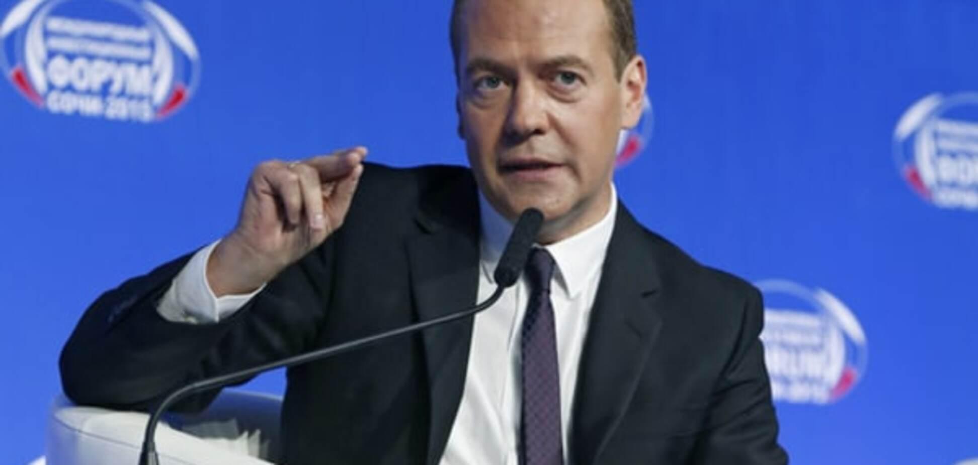 'Кругом предатели!' У Медведева назвали новую версию крушения А321