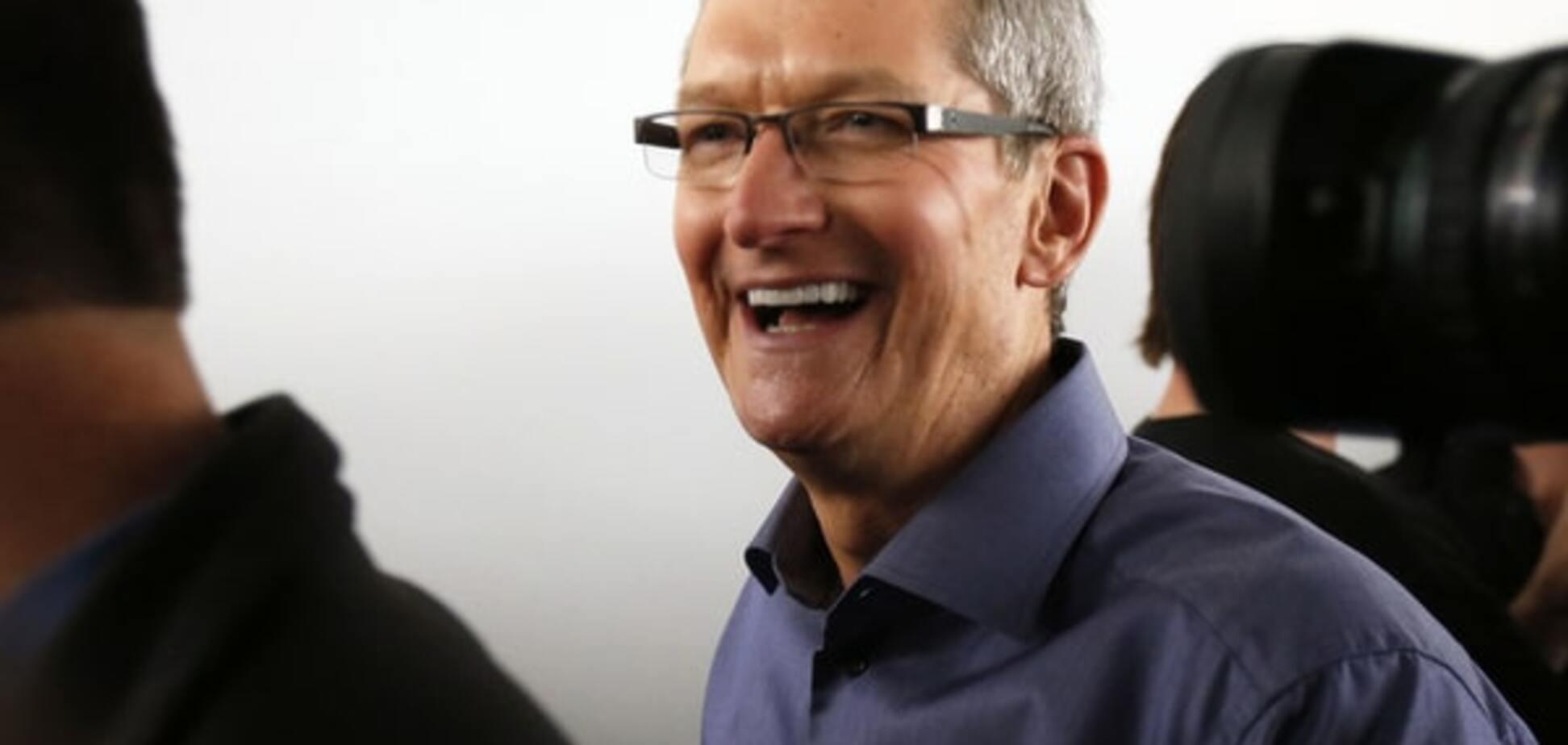 Глава Apple назвав гідну заміну домашнього комп'ютера