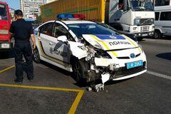 На ремонт поліцейських автомобілів витратять астрономічну суму