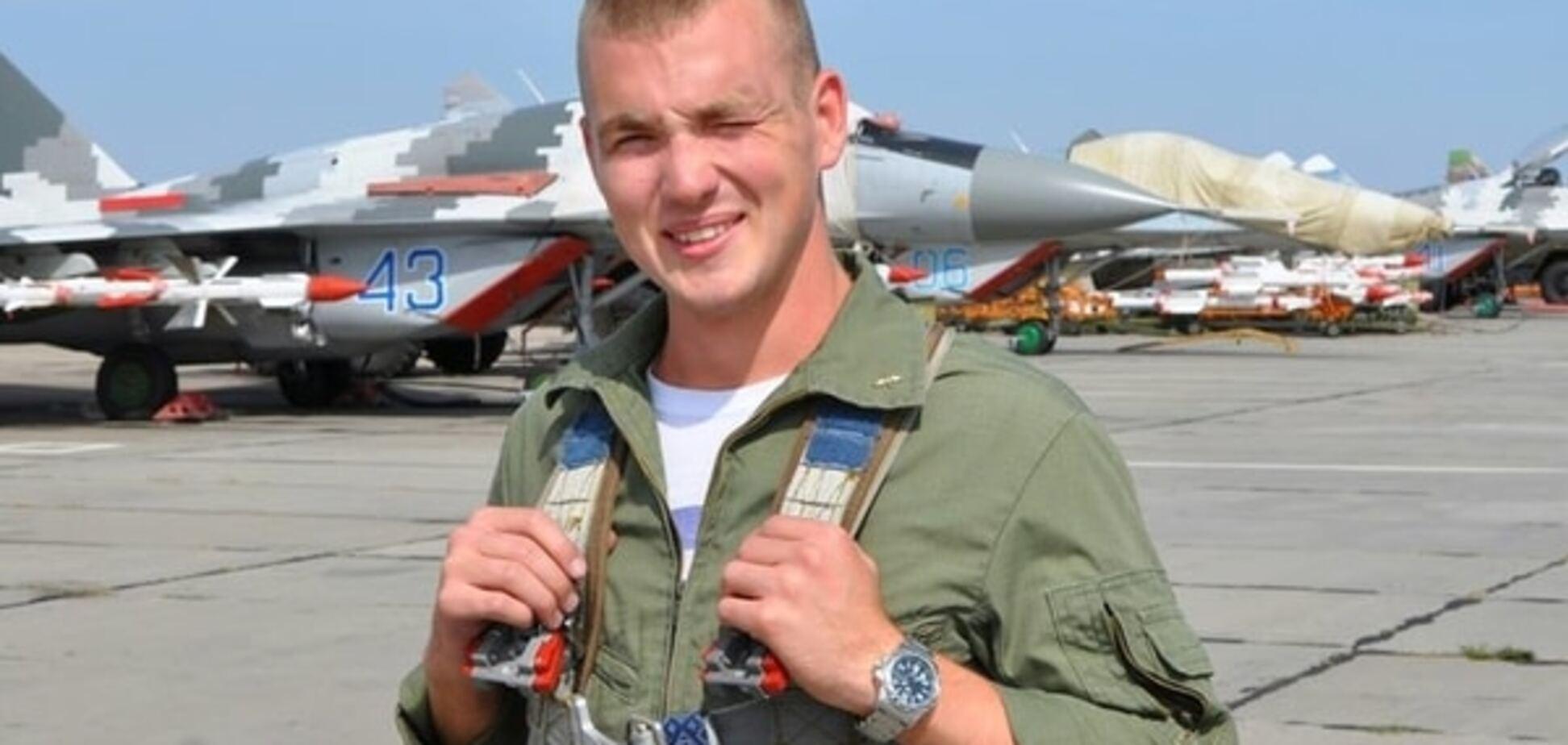Стало известно имя погибшего пилота Су-25