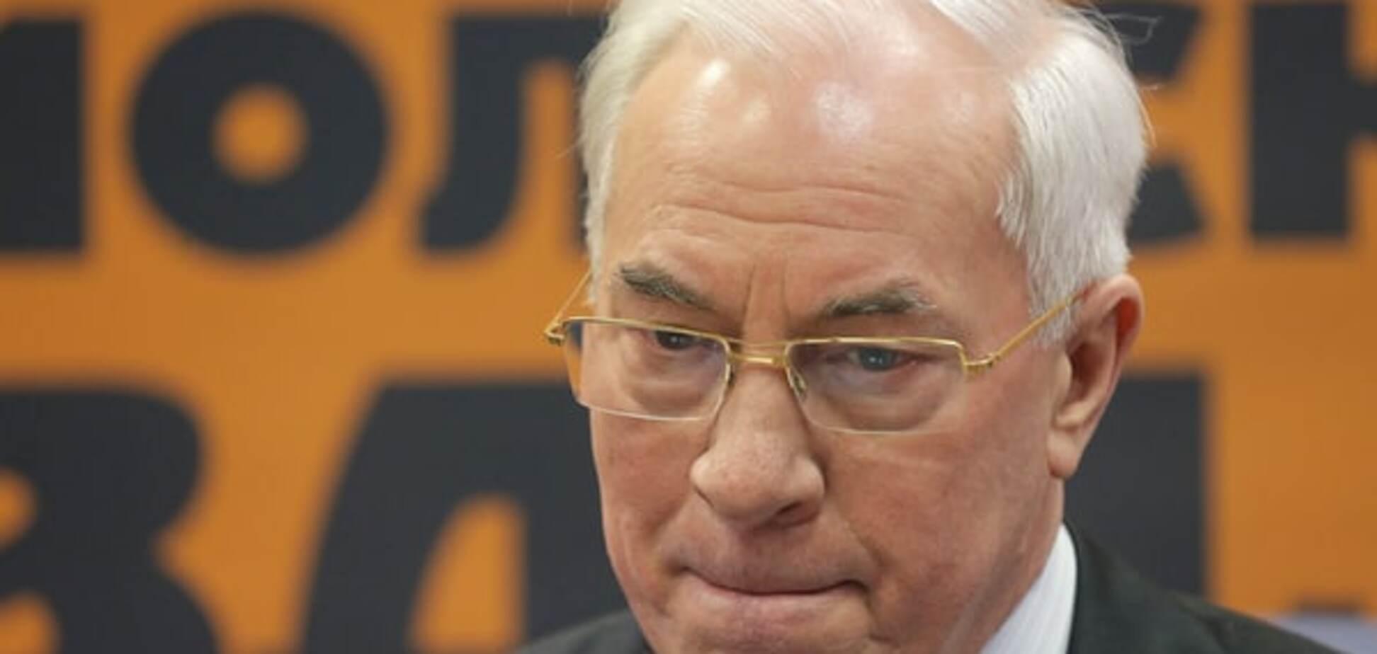 Апеляційний суд Києва заочно залишив Азарова під вартою