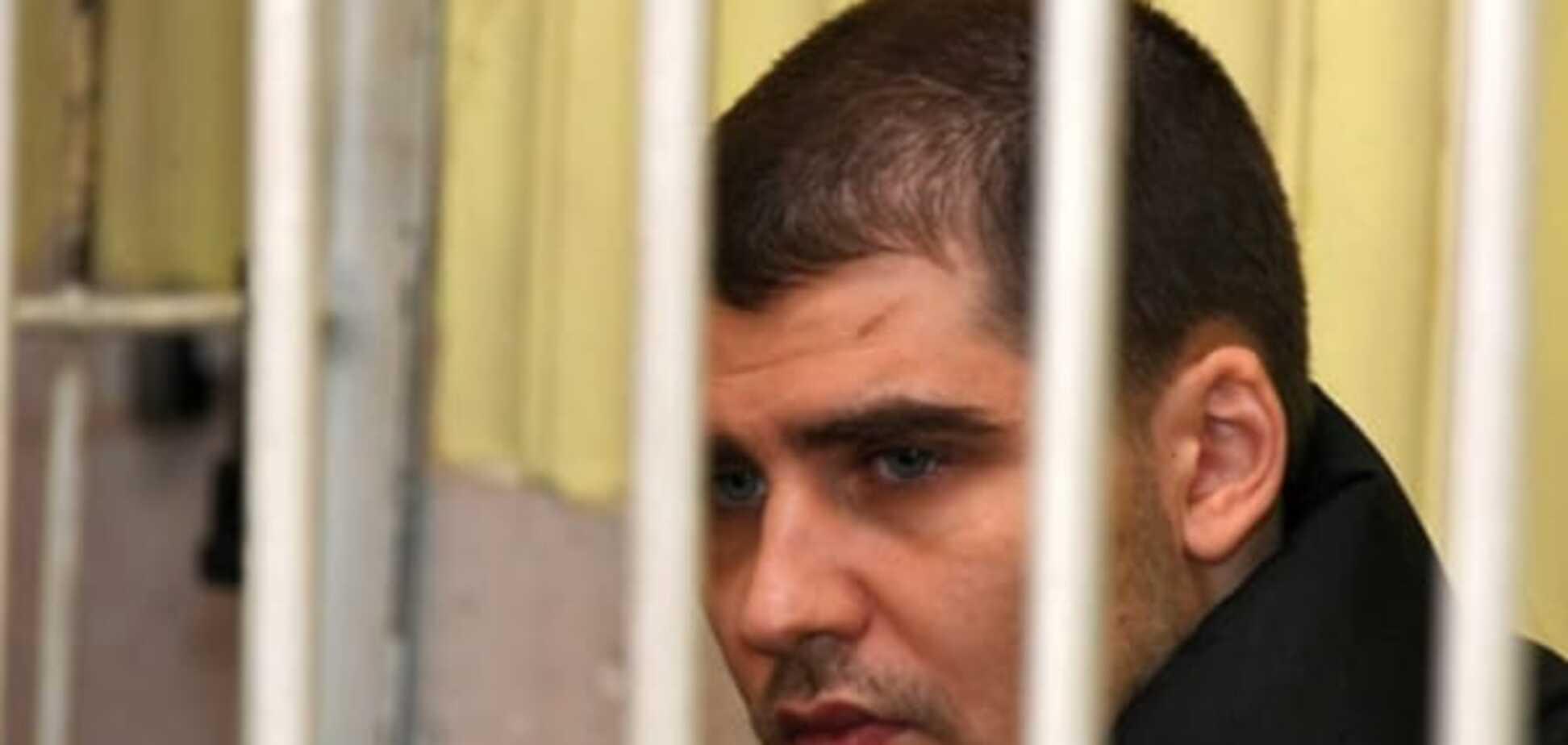 Засуджений в Криму євромайданівець знайшовся у російській в'язниці