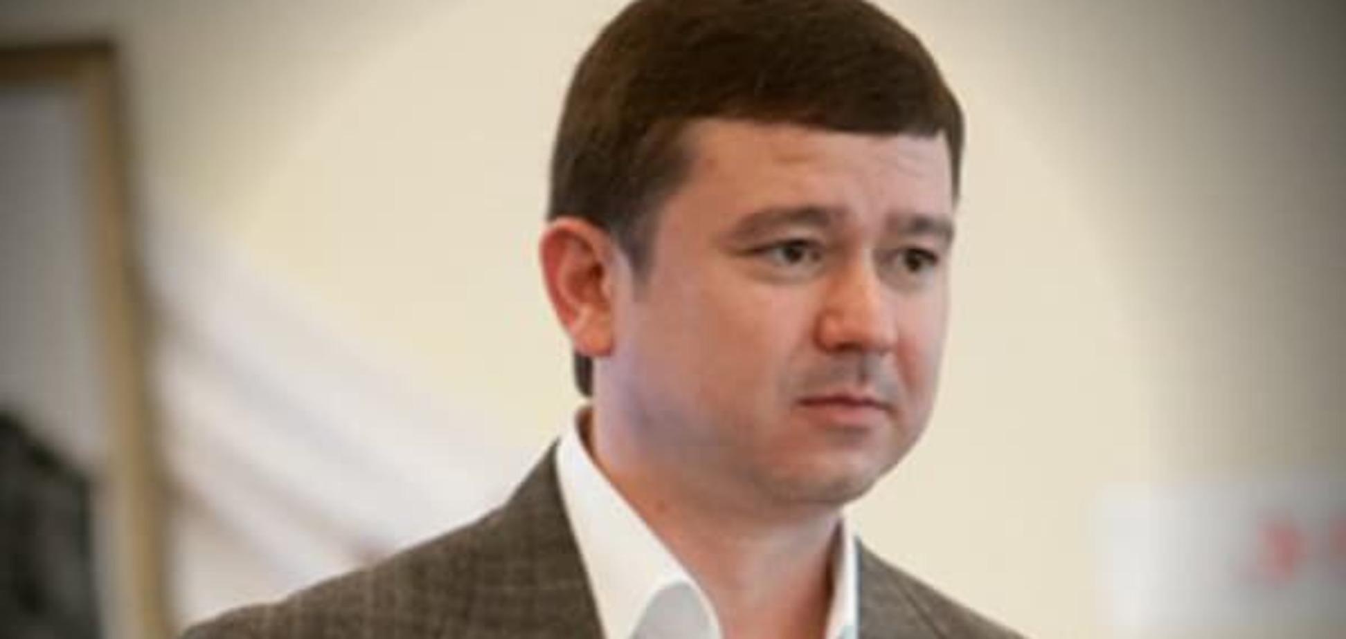 Балога оконфузился, перепутав имя Президента Украины: фотофакт