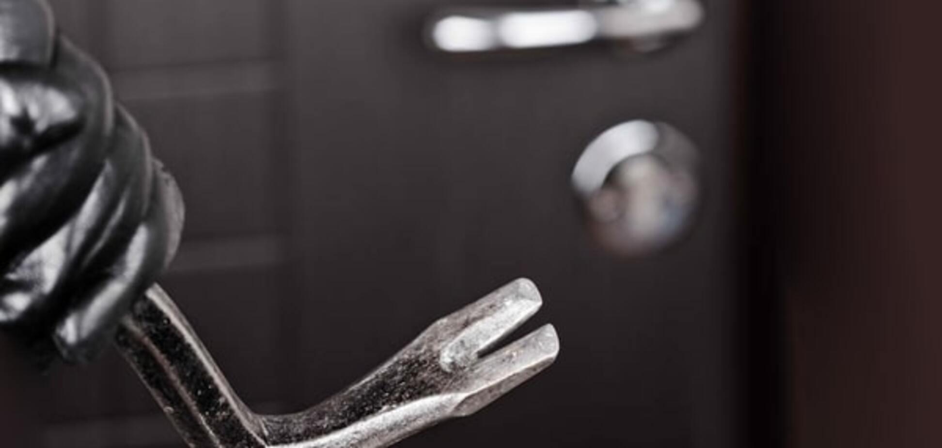 У Києві затримали 'віртуозних' 'чистильщиків' квартир