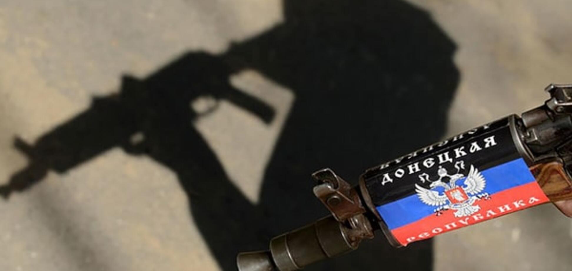 Терористи на Донбасі влаштували 'маскарад' із формою ВСУ