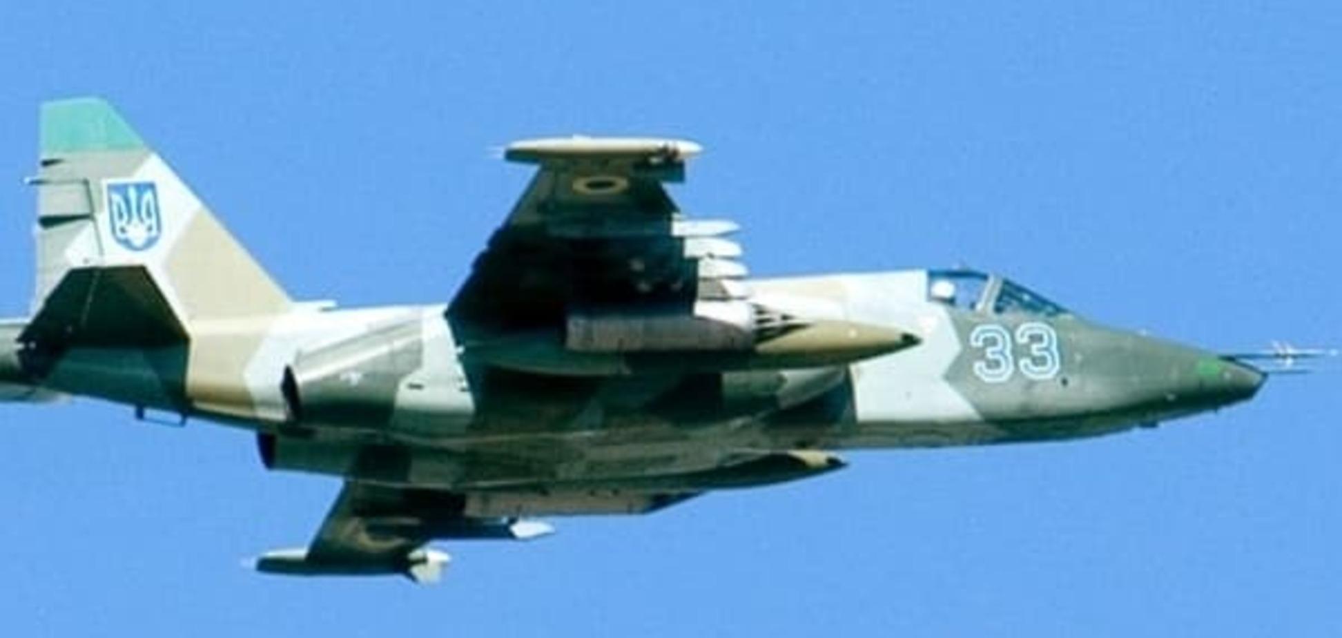 ЗМІ: у Су-25, який зазнав краху, почалися проблеми до зіткнення з ЛЕП