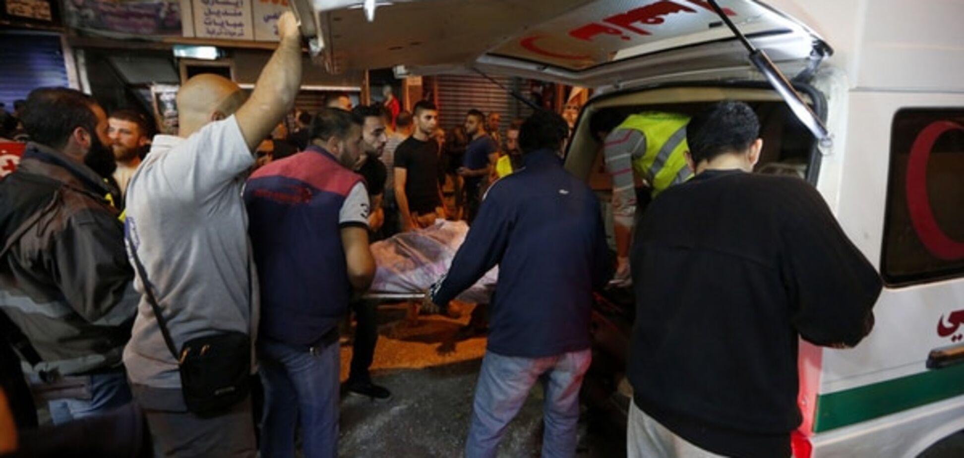 'Исламское государство' взяло ответственность за двойной теракт в Бейруте