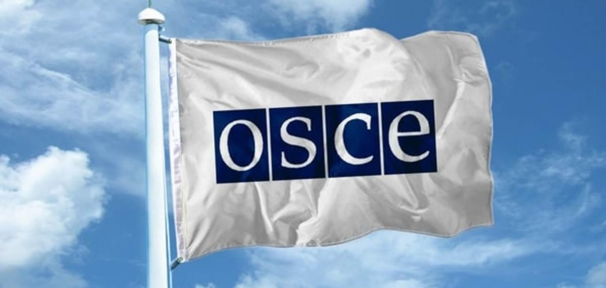 ОБСЄ за добу зафіксувала понад 90 вибухів поблизу Донецька