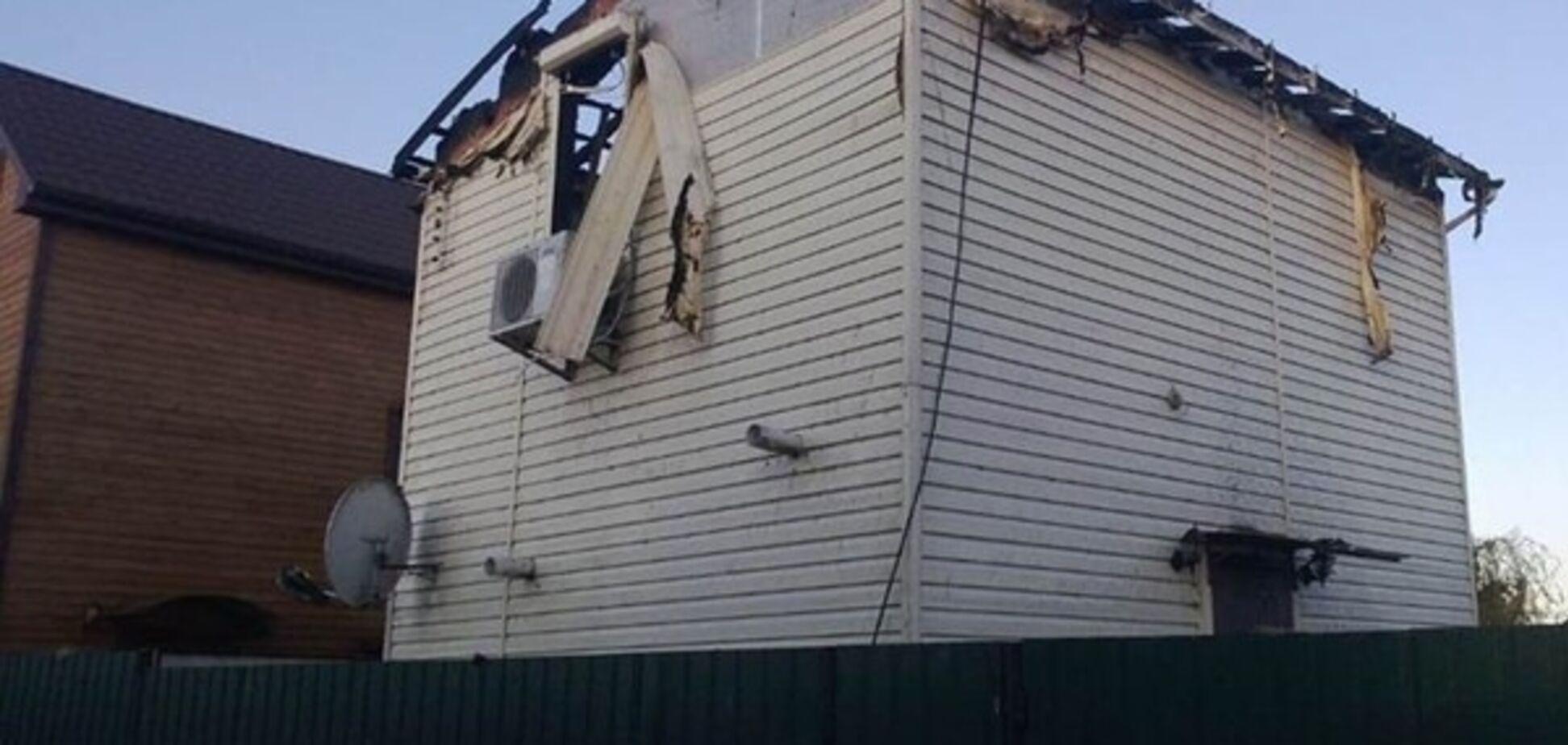 Екс- 'регіонал' Олійник заявив, що Порошенко підпалив будинок його сина