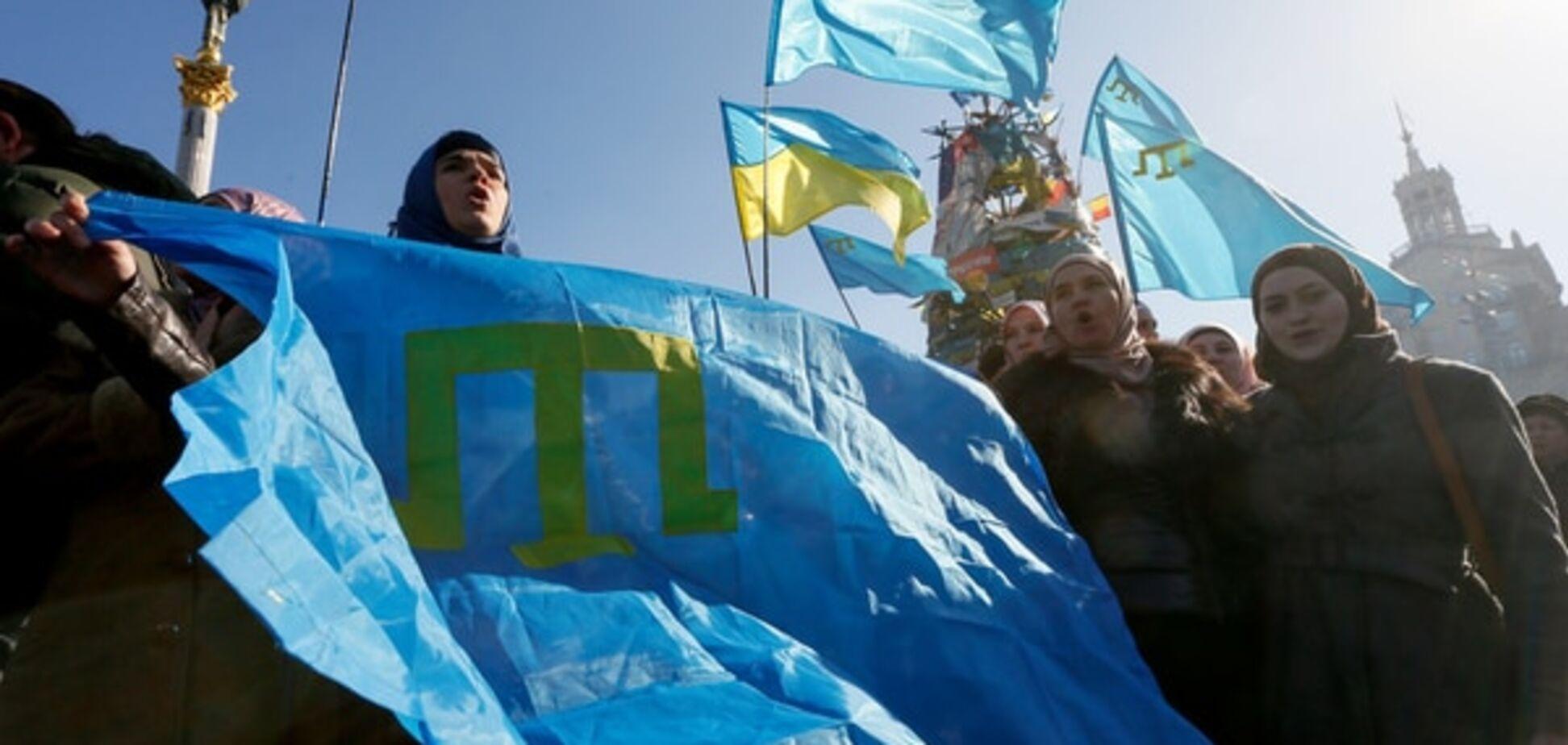 Рада признала геноцид крымскотатарского народа