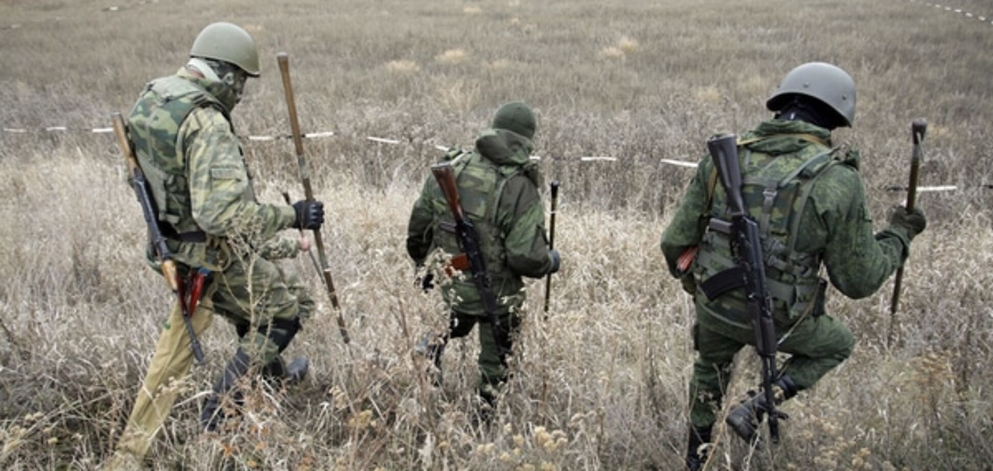 Терористи 'ЛНР' із мінометів обстріляли Трьохізбенку