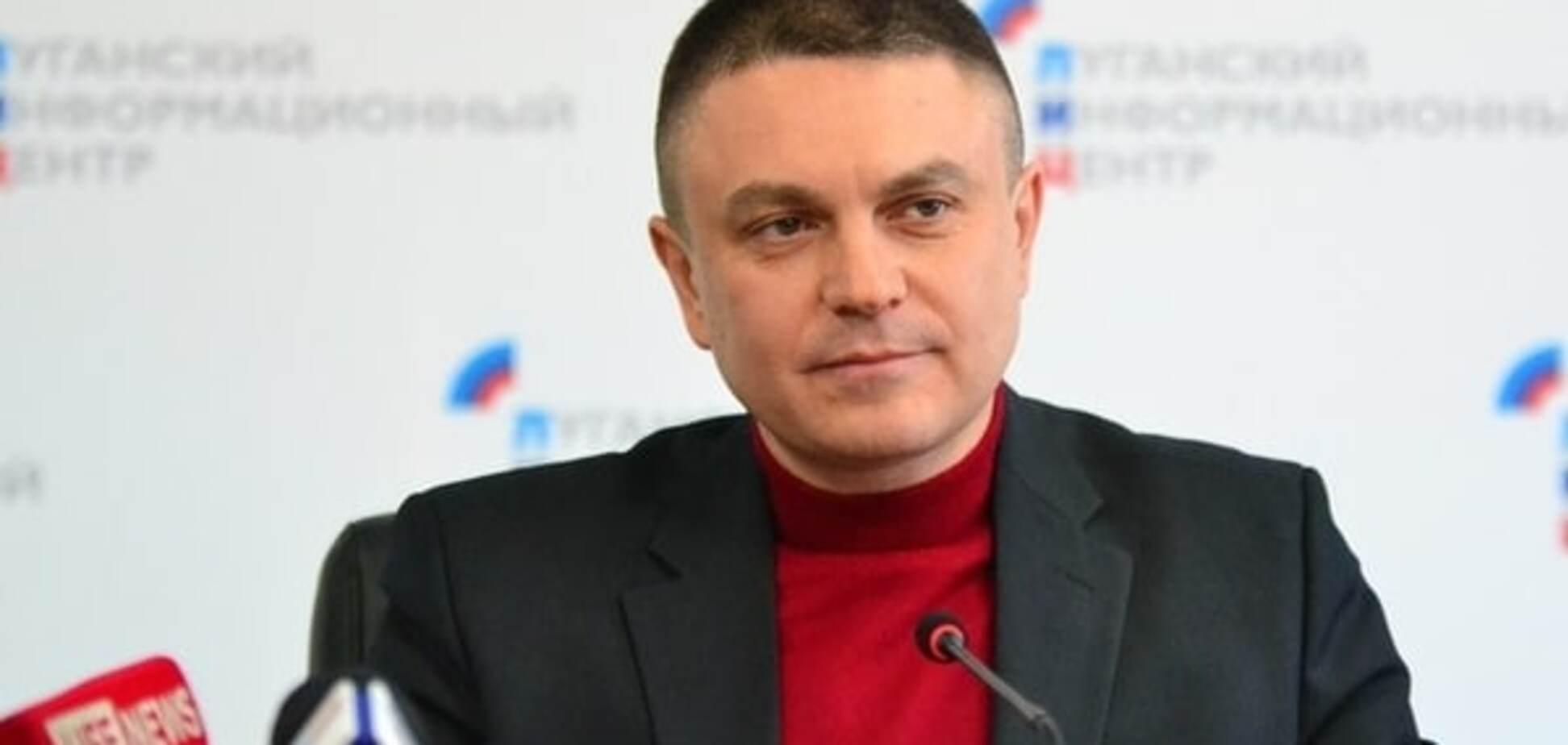 Путін має намір забрати з Донбасу одного з 'міністрів ЛНР'