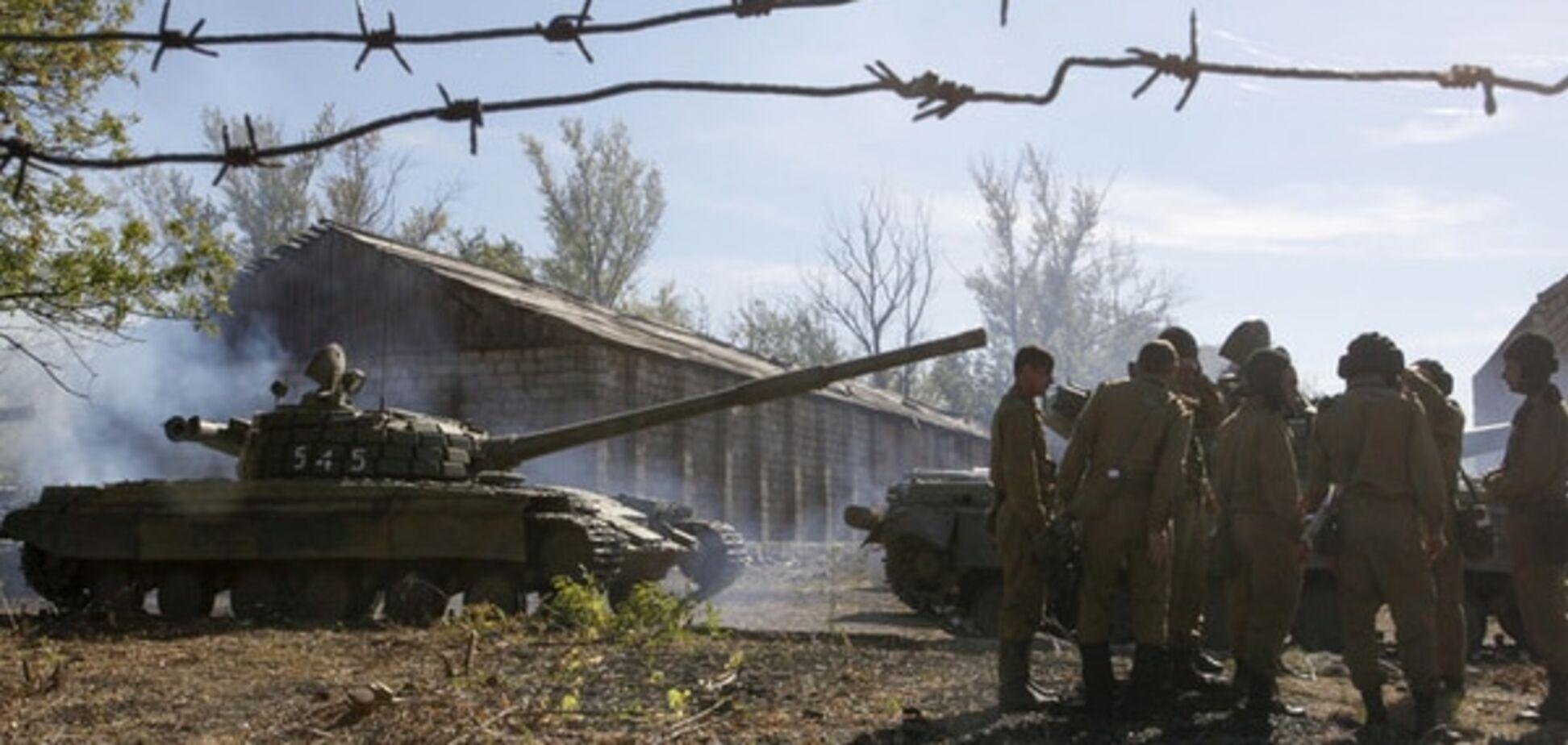 Генерал попередив про швидку 'військову операцію' терористів на Донбасі