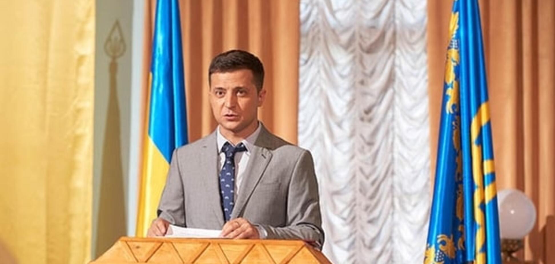 Слуга народу: Зеленський у Києві показав, яким має бути Президент України