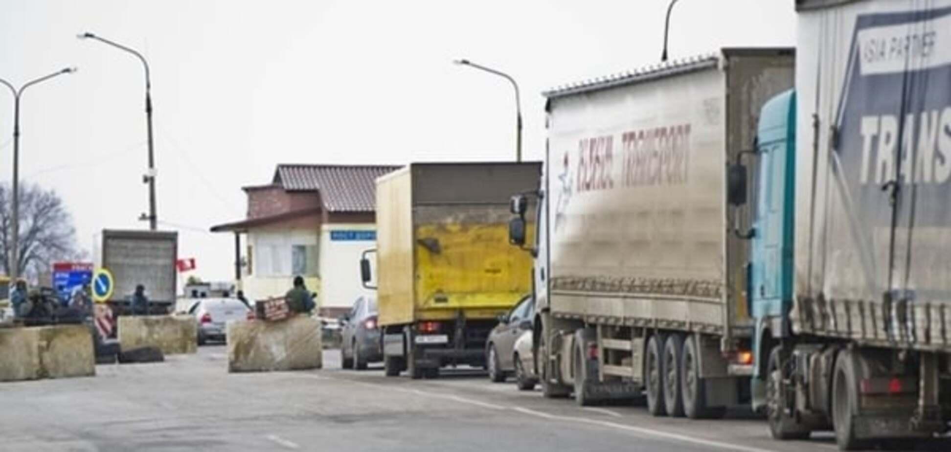 На кордоні з Кримом зловили терориста з банди 'козаків'