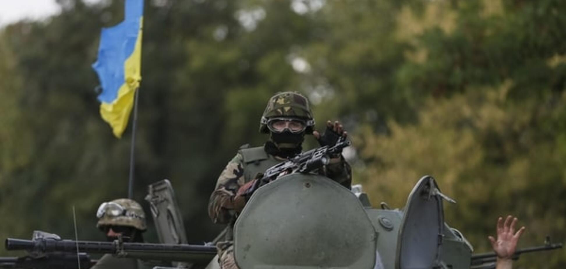 Турчинов назвав кількість загиблих бійців АТО за добу
