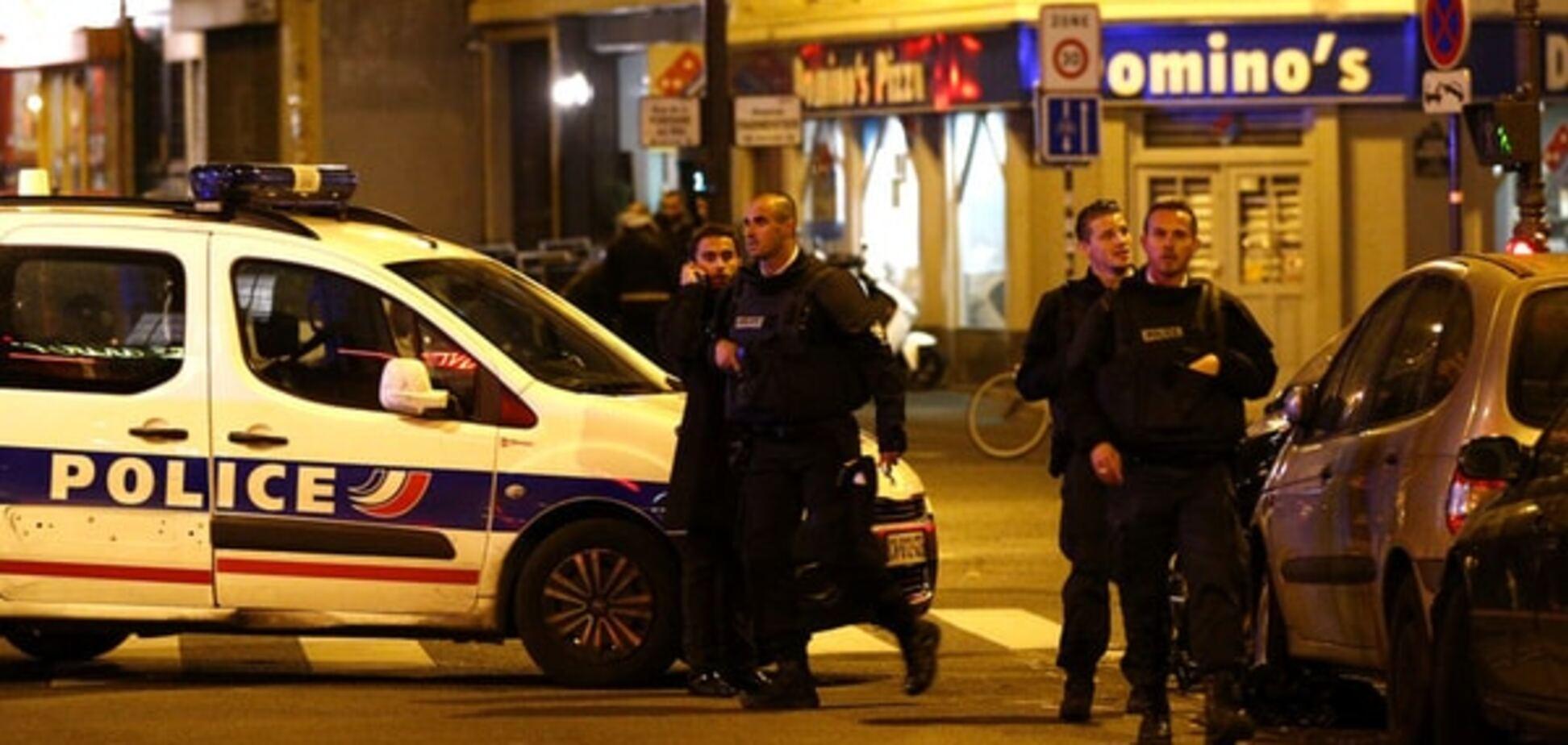 СМИ: полиция задержала одного из предполагаемых террористов