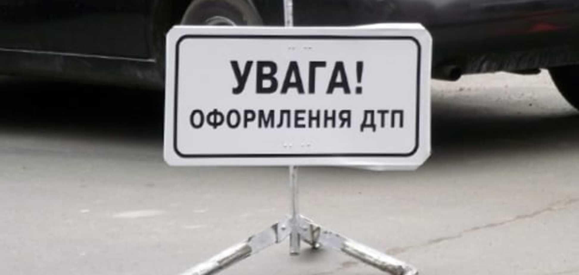Нетверезий п'ятикласник влаштував аварію в Києві