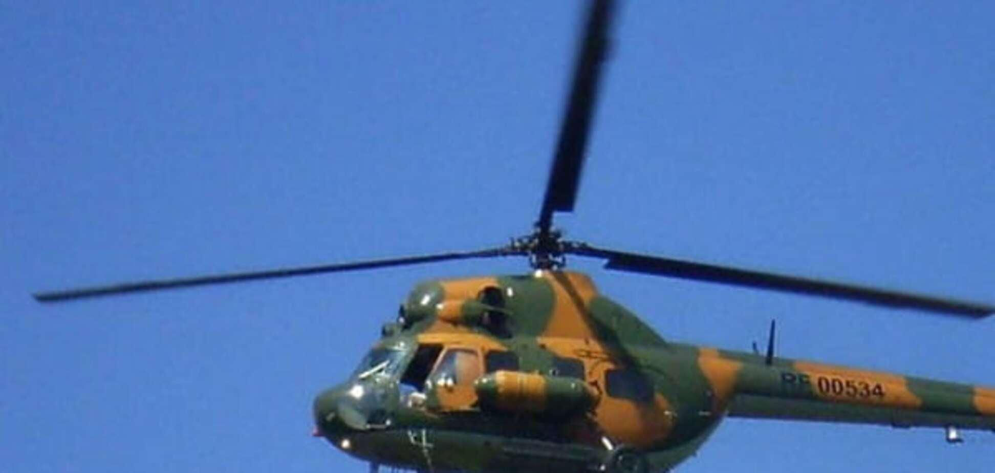 У Словаччині розповіли подробиці падіння українського Мі-2: контрабанда і гонитва