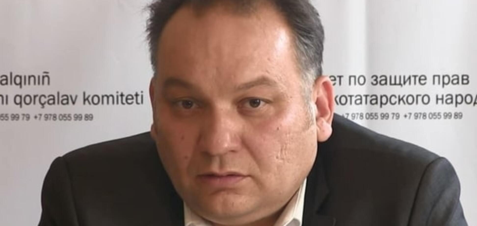 Окупанти активно збирають дані про кримських татар - правозахисник
