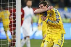'Хоть с 20 сантиметров': форвард сборной Украины поставил на место легенду 'Динамо'