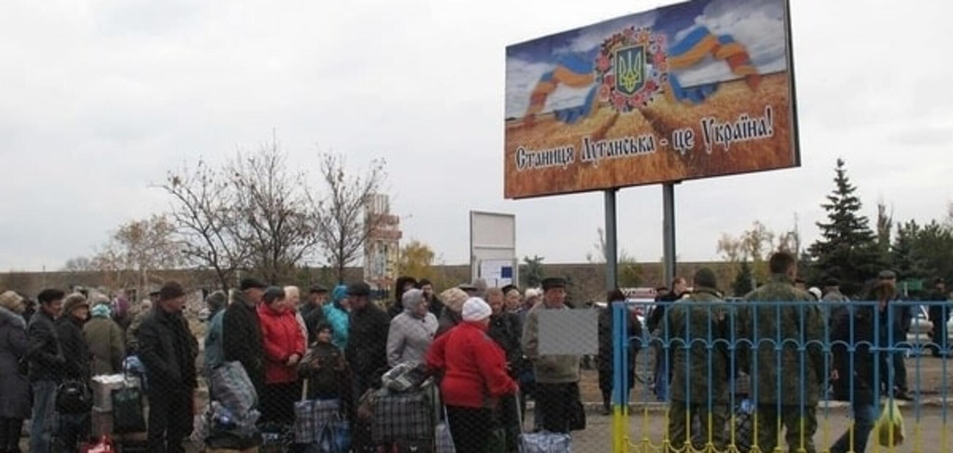 'Долбанные идиоты': террористы обстреляли пешеходный переход в Станице Луганской