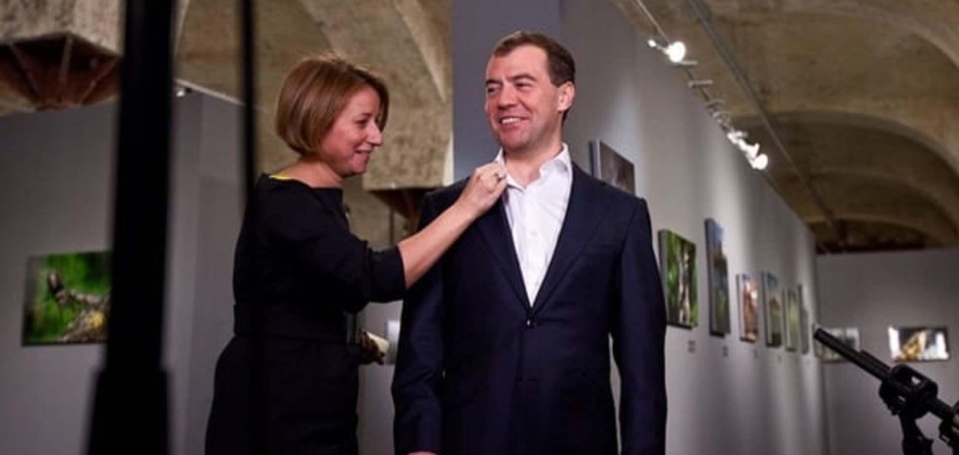 Наговорила: пресс-секретарь Медведева купила дом в Юрмале за €1,3 млн