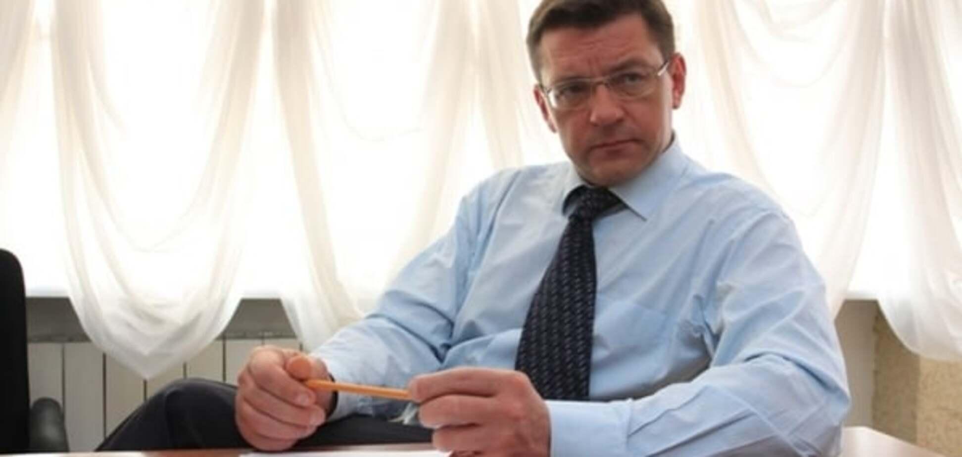Одарич заявил о поражении на выборах мэра Черкасс