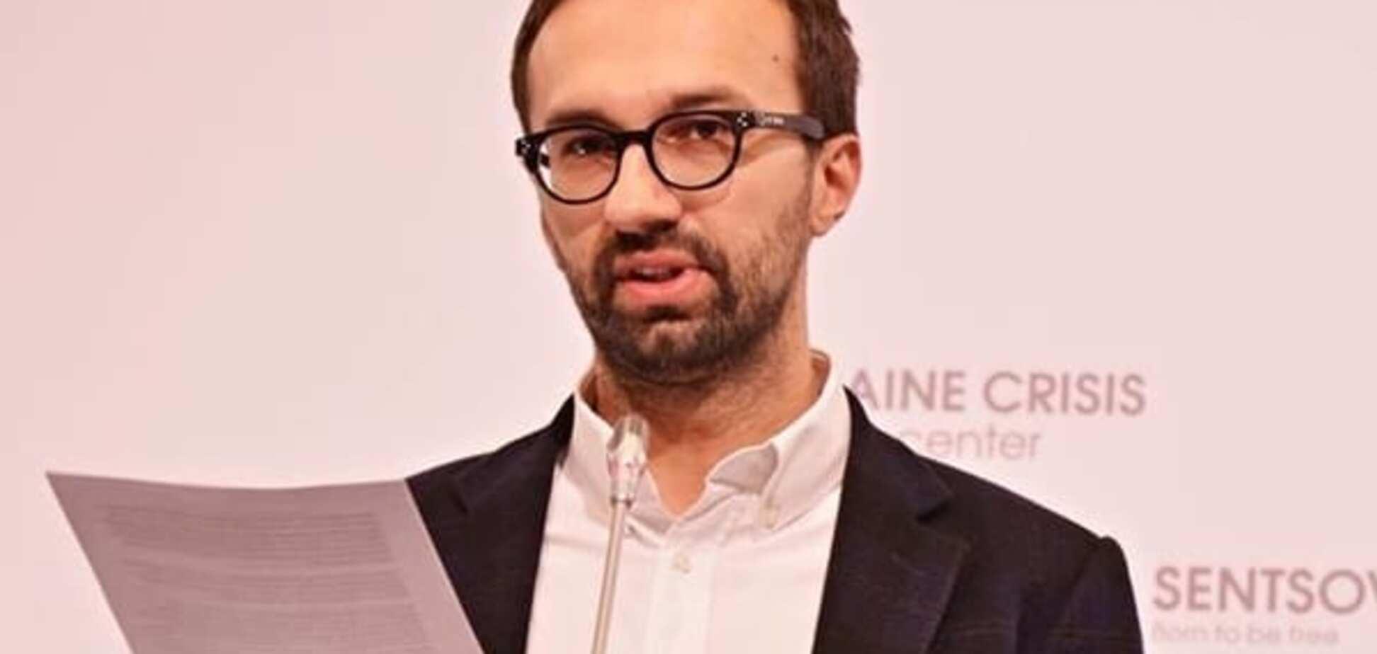 Погрози з 'фронту': Лещенко назвав імена тих, кому перешкодили його викриття