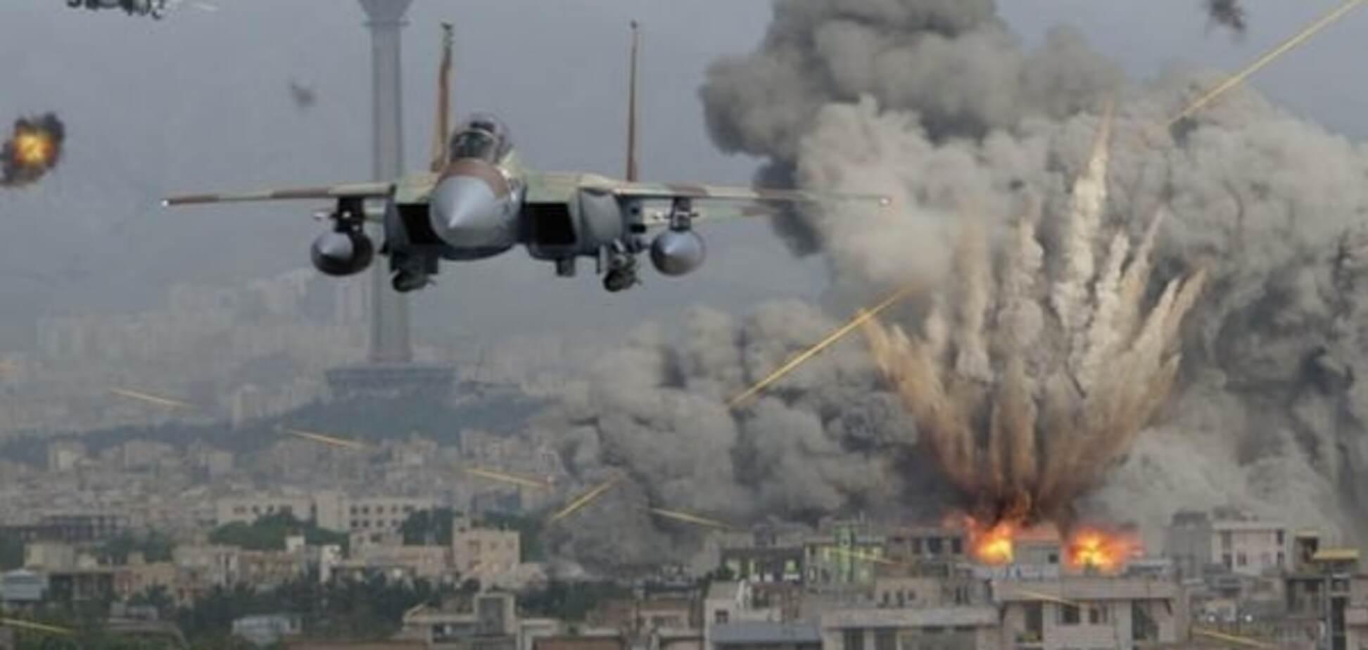 США і Франція підсилять авіаудари по 'Ісламській державі'