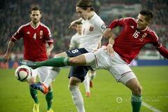 Сборная Венгрии впервые за 44 года вышла на чемпионат Европы по футболу