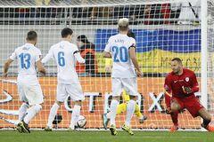 Украина - Словения: букмекеры существенно изменили прогноз на победителя плей-офф Евро-2016