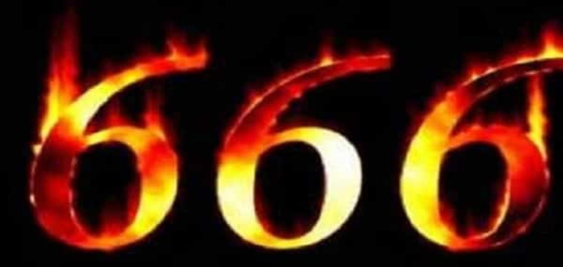 Збіг? У другому турі українці брали участь у 666 голосуваннях