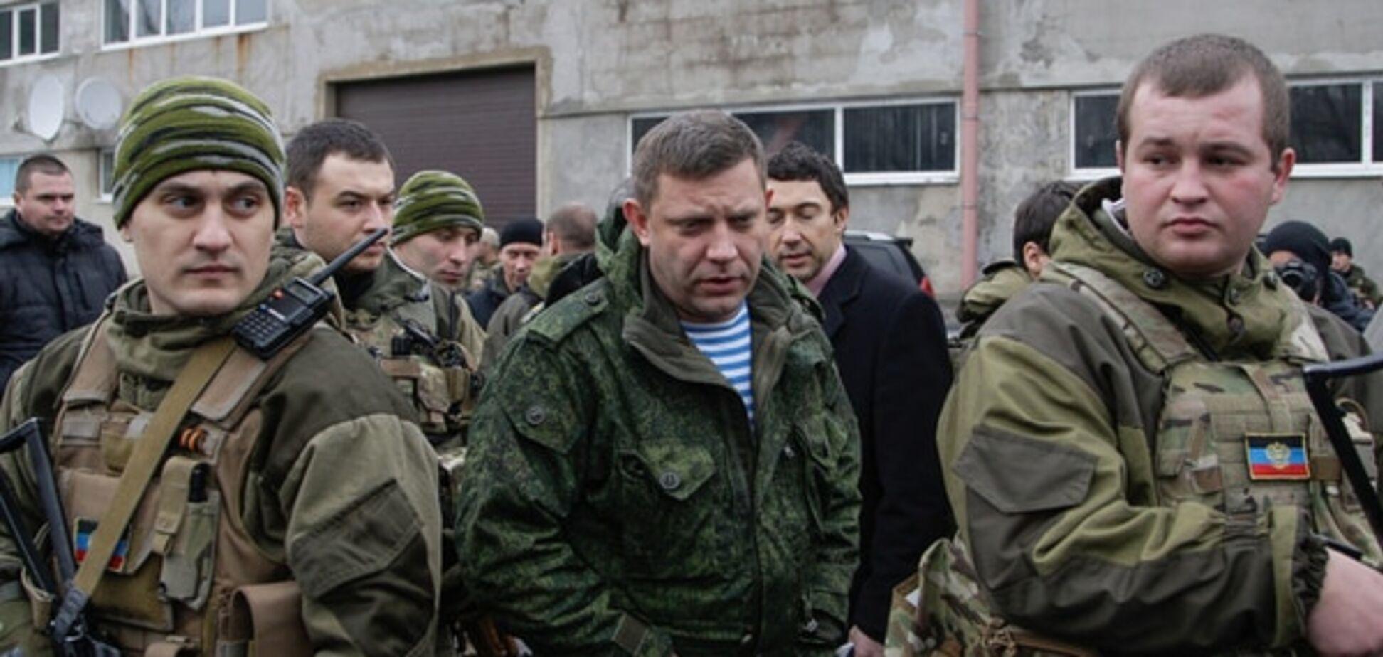 Ватажки 'ДНР' мають намір подружитися з режимом Асада