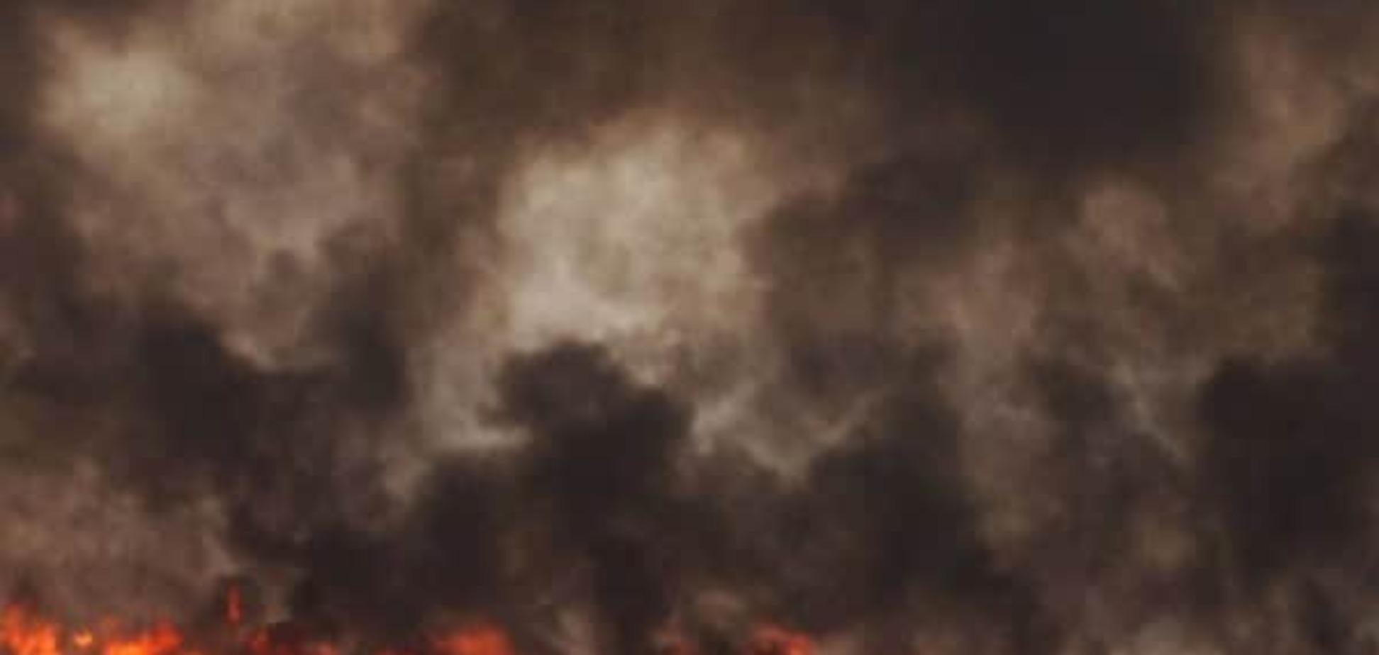 На Одещині виникла пожежа в унікальному заповіднику