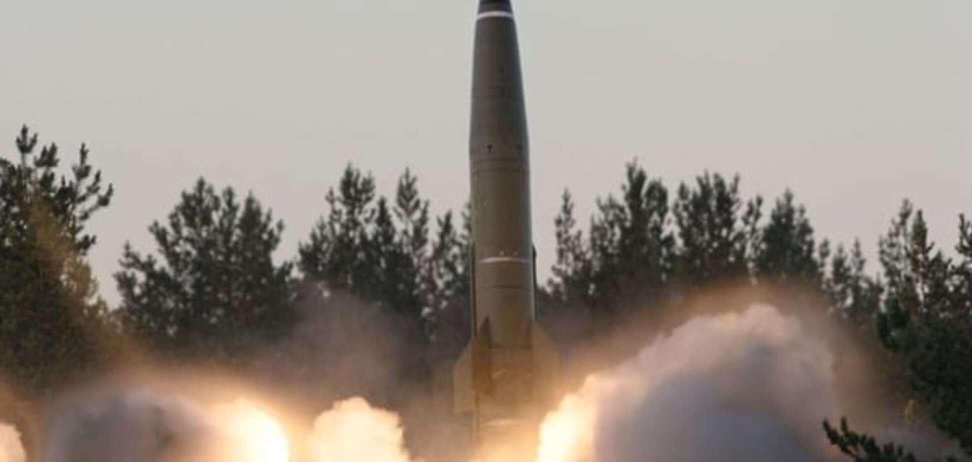 Росія біля кордонів з Україною відрепетирувала 'обезголовлюючий' ракетний удар