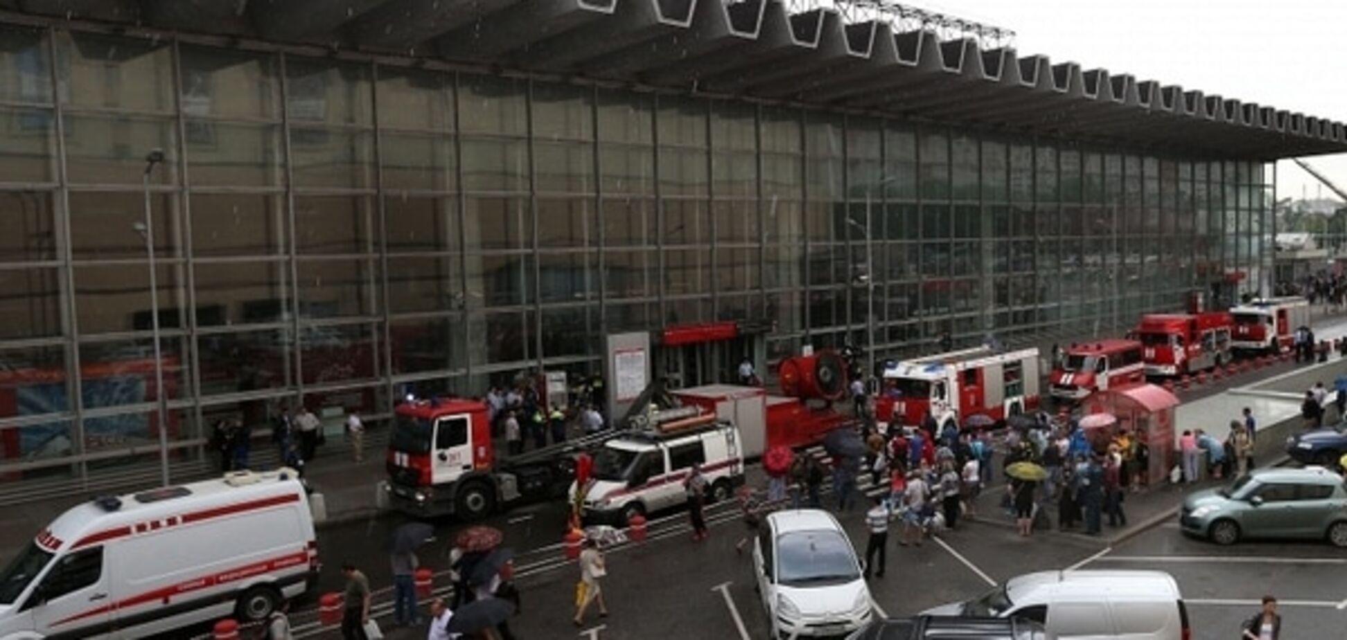 Загроза теракту: сотні людей евакуювали з Курського вокзалу в Москві