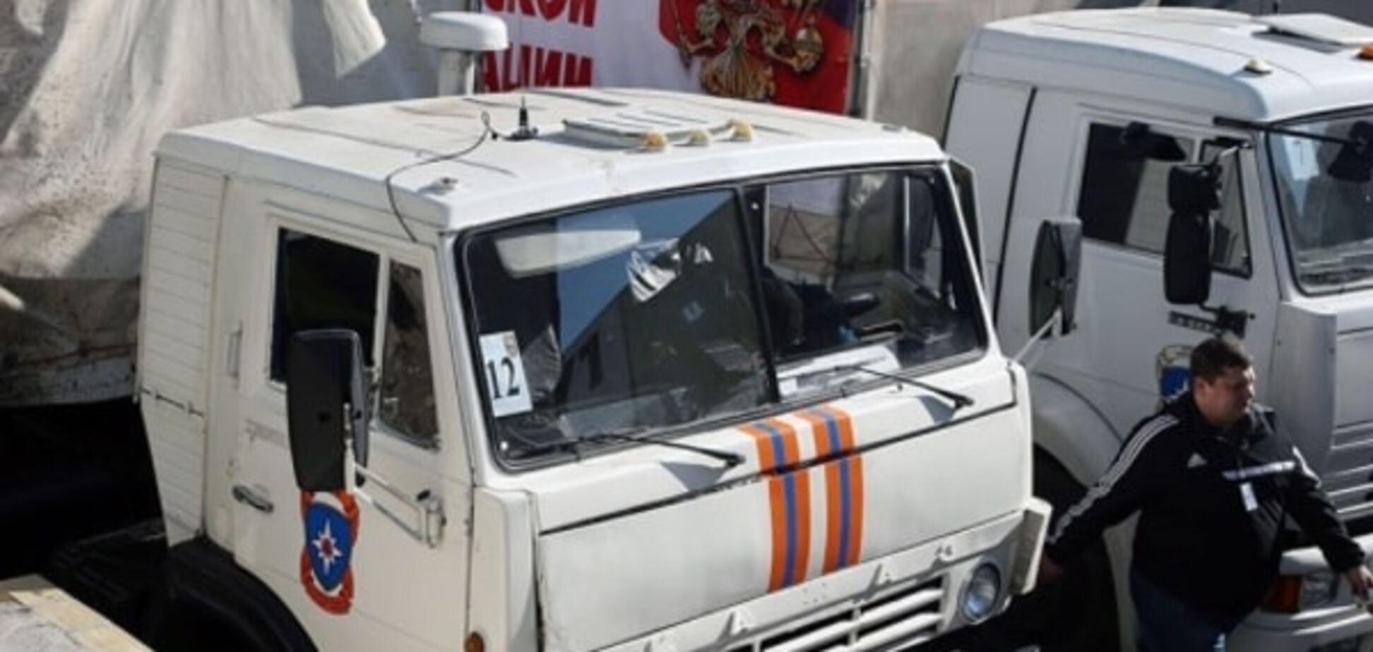 Снєгірьов розповів, як терористи у Брянці 'розпиляли' російську гуманітарку