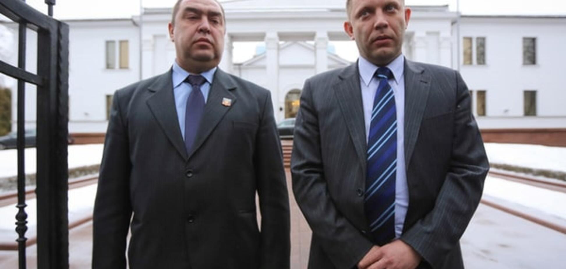 Кремль подыскивает замену Захарченко и Плотницкому - Тымчук