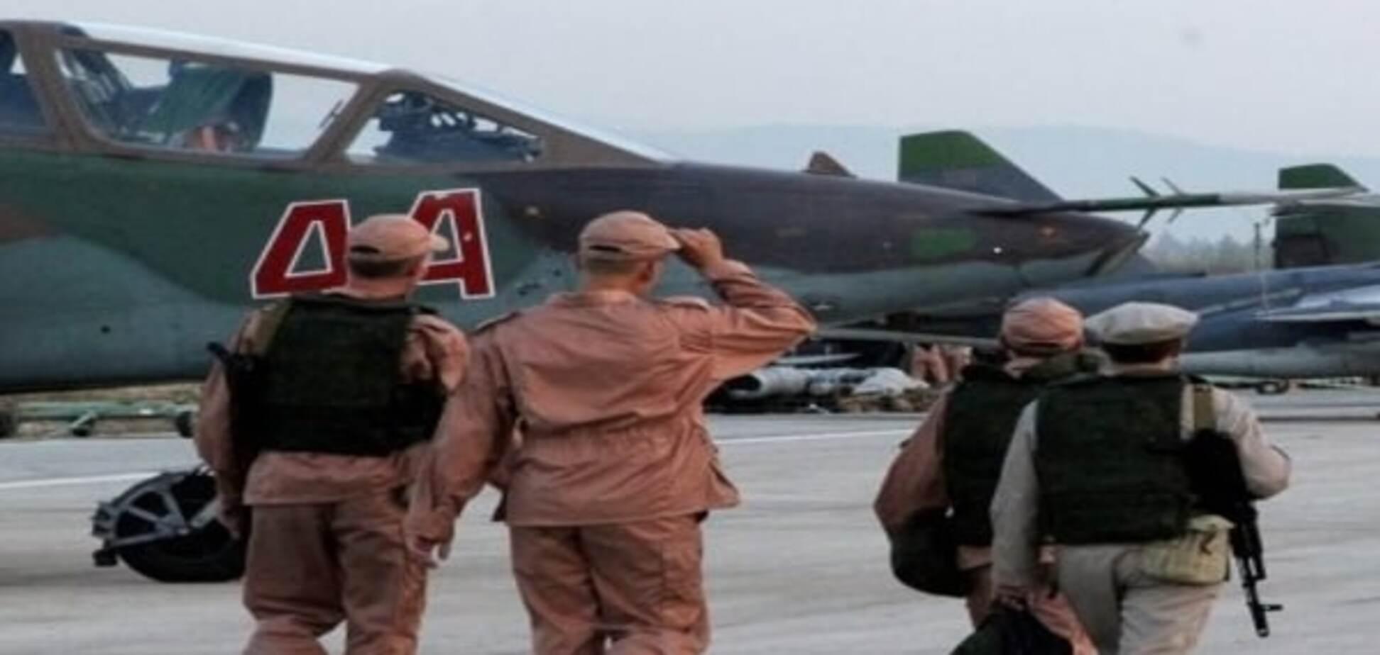 Волонтери оприлюднили дані російських льотчиків, які бомблять Сирію