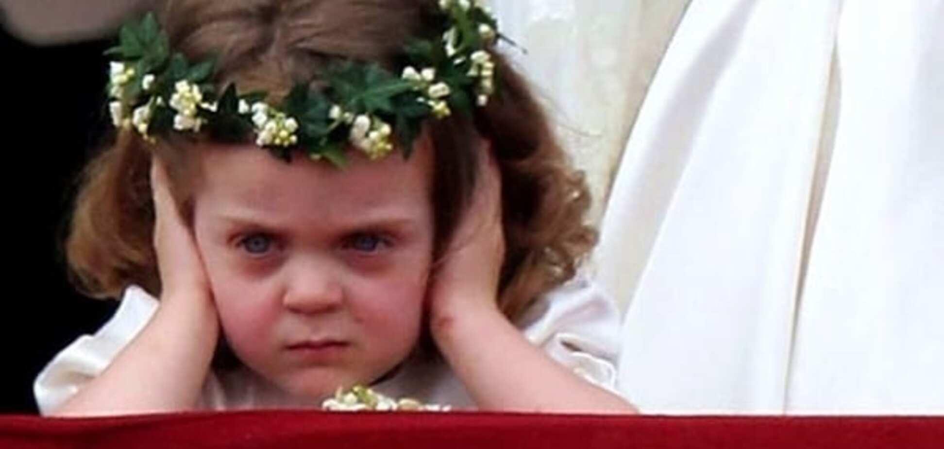 Еще та радость: 20 'милых' детей, которые чуть не сорвали свадьбы