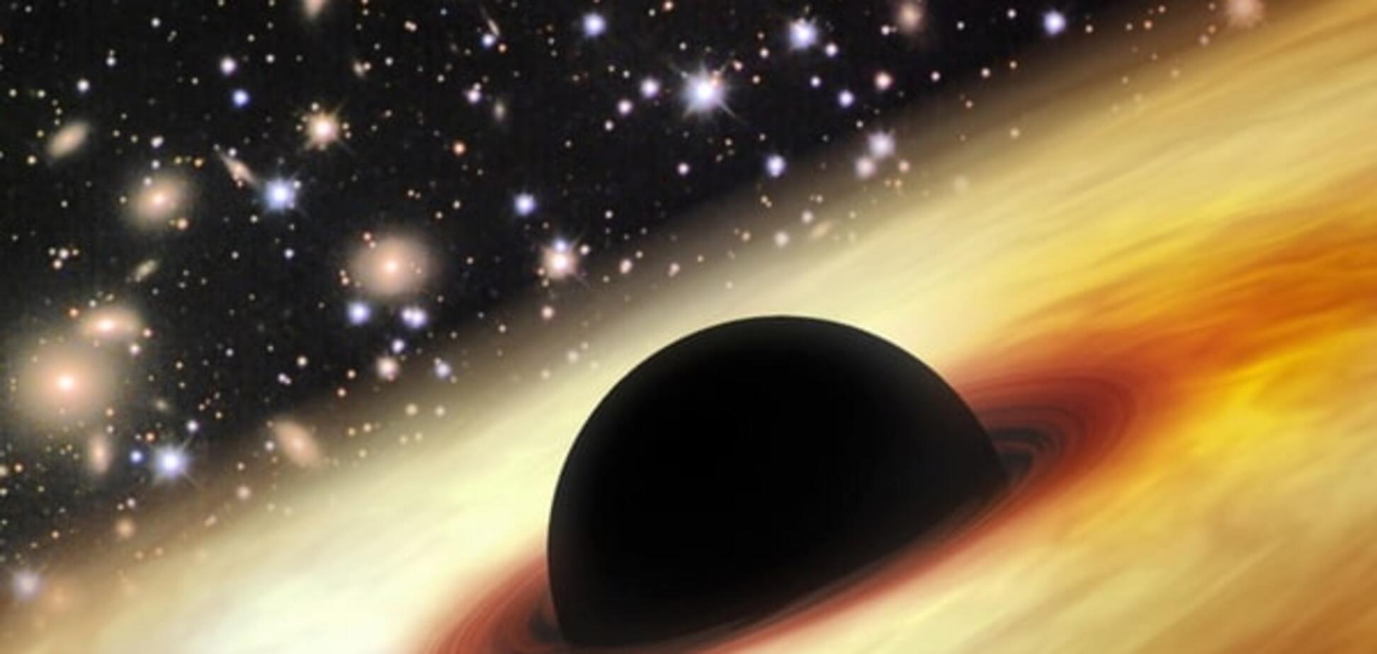 Вчені з'ясували що станеться, якщо монетка перетвориться на чорну діру