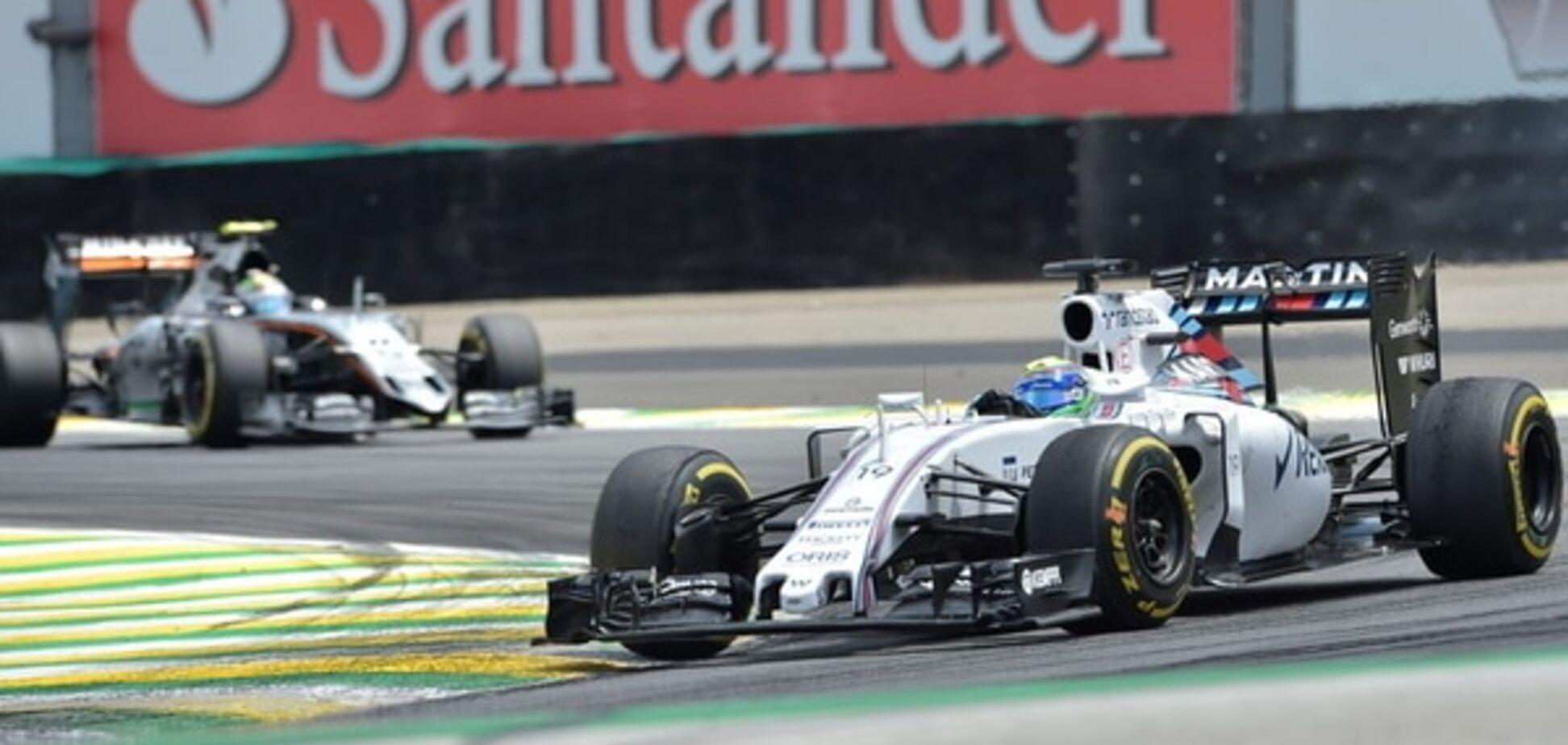 Гран-при Формулы-1 в Бразилии завершился скандалом